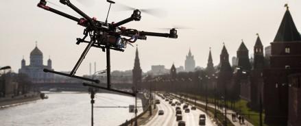 На мониторинг улиц Москвы с помощью дронов направят 134 млн рублей