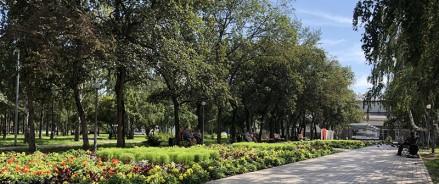 Парки и скверы Иркутска приведут в порядок за 256 млн рублей