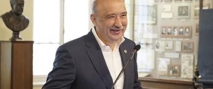 Ректор Казанского федерального университета стал лауреатом общенациональной премии России «Ректор года»