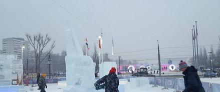 Рождественский турнир по ледовой скульптуре в Перми пройдет в январе