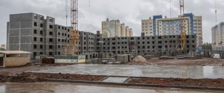 С начала года в Татарстане введено в эксплуатацию 2 млн 250 тыс. квадратных метров жилья