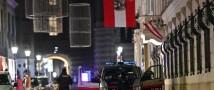Стрельба в Вене: Австрия охотится на подозреваемых после теракта исламистского террора