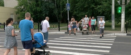 В Истре создадут благоустроенную пешеходную зону на улице 15 лет Комсомола