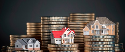 В Москве число регистраций недвижимости с ипотекой растет ежемесячно с июня