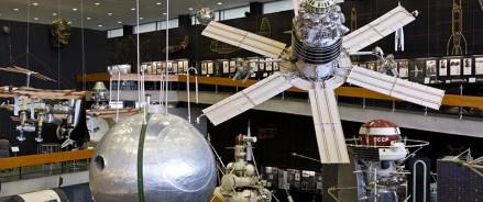 В Музее космонавтики в Калуге можно будет отправиться в «Космическое путешествие»