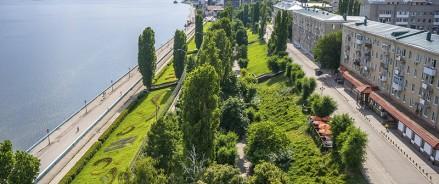 В Набережную Космонавтов в Саратове вложат почти 300 млн рублей