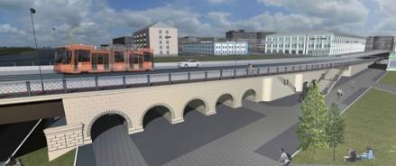 В Орле в шестой раз объявляют тендер на реконструкцию Красного моста