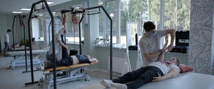 В Татарстане продемонстрируют робота-дезинфектора и реабилитационный комплекс для восстановления от коронавируса