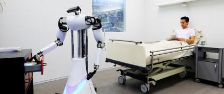 В Университете Иннополис предложили снизить риски медперсонала в «красных зонах» больниц с помощью роботов-помощников