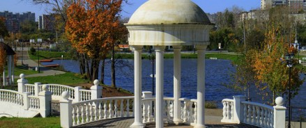 В парке «Северный» Хабаровска откроется каток и ледовый городок