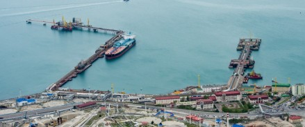 В порту Новороссийска построят перегрузочный комплекс на 12 млн тонн в год