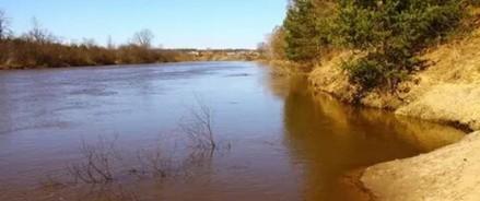 Загрязненное русло Клязьмы расчистят до границы с Владимирской областью