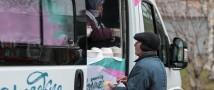 За три года работы «Доброго фудтрака» в Казани нуждающимся раздали свыше 25 тыс. порций горячих обедов