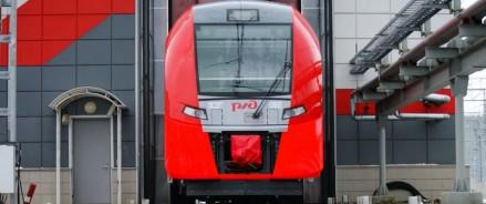 28 декабря скоростной электропоезд «Ласточка» сообщением Санкт-Петербург – Тихвин отправится в свой первый рейс