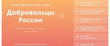 Более 700 волонтеров из Татарстана зарегистрировались на сайте «Добровольцы России РФ»