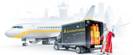Для новых клиентов дешевле на четверть: «Деловые Линии» запустили новогоднюю всероссийскую акцию