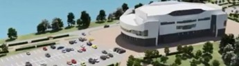 Дворец самбо в Верхней Пышме Свердловской области сдадут в 2022 году