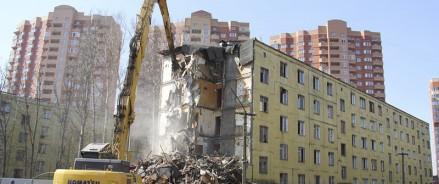 Фонд реновации снесет 19 многоэтажек в поселке Шишкин Лес в Новой Москве