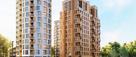 Группа Родина: Округлые решения – чем хороши квартиры в овальных домах