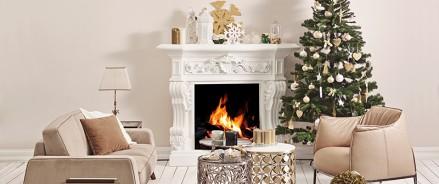 Лайфхак от «Метриум»: 5 вариантов нестандартного новогоднего оформления квартиры