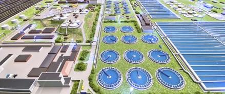 На 3 и 4 этап строительства Люберецких очистных направят около 9 млрд рублей