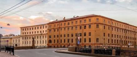 Минкультуры РФ отреставрирует Интендантские склады в Петербурге