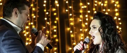 Наталья Сидорцова дала новогодний концерт с друзьями