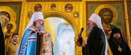 Новый Митрополит Казанский иТатарстанский Кирилл прибыл в Казань