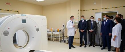 Новый онкоцентр в Татарстане примет первых пациентов в январе будущего года