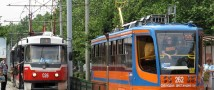 Новые трамвайные пути на улице Московской в Краснодаре запустят в 2022 году