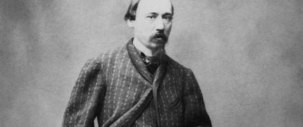Раритеты Президентской библиотеки о Николае Некрасове