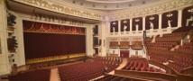 Реставрация в Новосибирском театре оперы и балета будет продолжаться до 2022 года