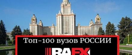 RAEX впервые публикует предметные рейтинги университетов России