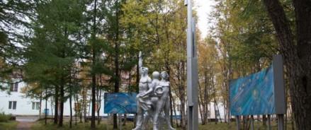 Сквер Космонавтики в Оленегорске придадут современный вид