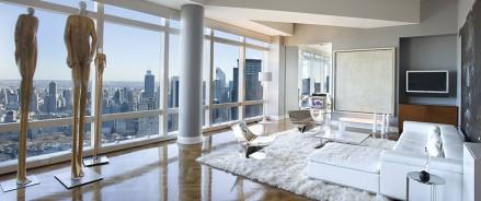 Средняя площадь продаваемых сверхвысоких апартаментов увеличилась на 30% за 2020 год