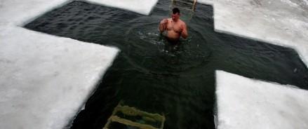 В Сокольниках построят купели для Крещенских купаний