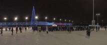 В Татарстане открыли самый большой каток вРоссии