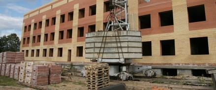 В Урае приступают ко второй очереди строительства городской больницы