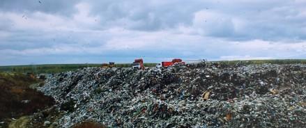 В городе Лермонтов рекультивируют свалку бытовых отходов