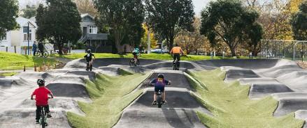 В парке «Добросельский» Владимира оборудуют скейт-парк и велодорожку