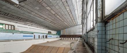 Заброшенный бассейн СКА в Новосибирске вновь откроют через год