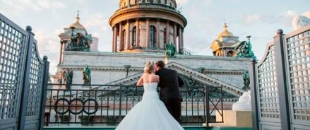 Найдено самое популярное у петербуржцев место для свадьбы