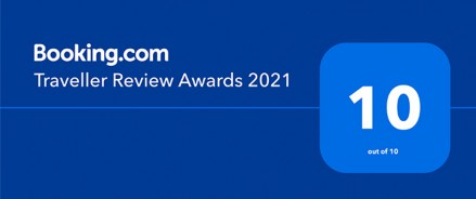 Booking.com отмечает премией Traveller Review Awards 2021 более миллиона своих партнеров по всему миру