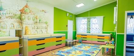 ГК «Инград» откроет в сентябре детский сад в ЖК «Серебряный парк» на северо-западе Москвы