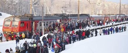 «Лыжные стрелы» отправятся из Санкт-Петербурга 17 января