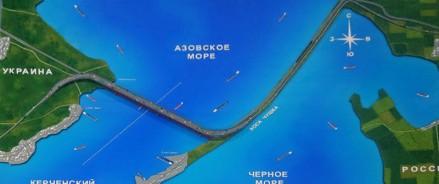 На Крымском мосту появится архитектурно-художественная подсветка