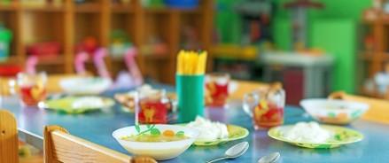 На питание в детских садах Владивостока направят 1,7 млрд рублей