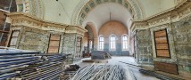 Реставрацию Александро-Невской церкви в Челябинске продолжат под научным руководством
