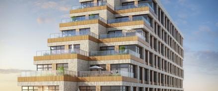 «Ривер Парк»: Видовые квартиры становятся трендом
