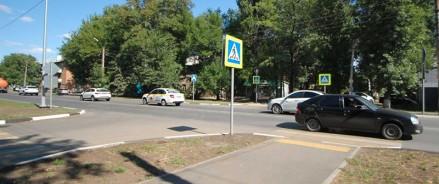 В Новошахтинске реконструируют проспект Ленина